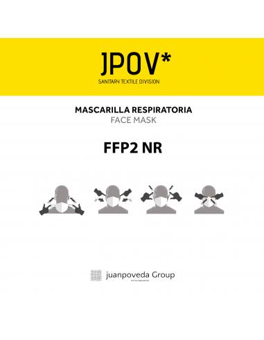 copy of JPOV* FFP2 NR MASK WITHOUT VALVE